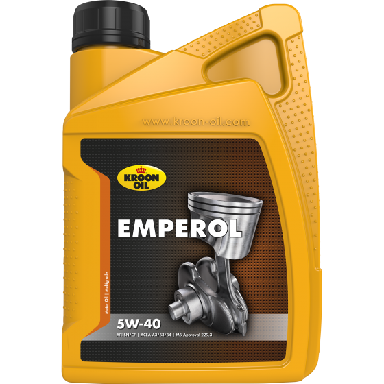 Моторное масло EMPEROL 5W-40 1 L KL 02219