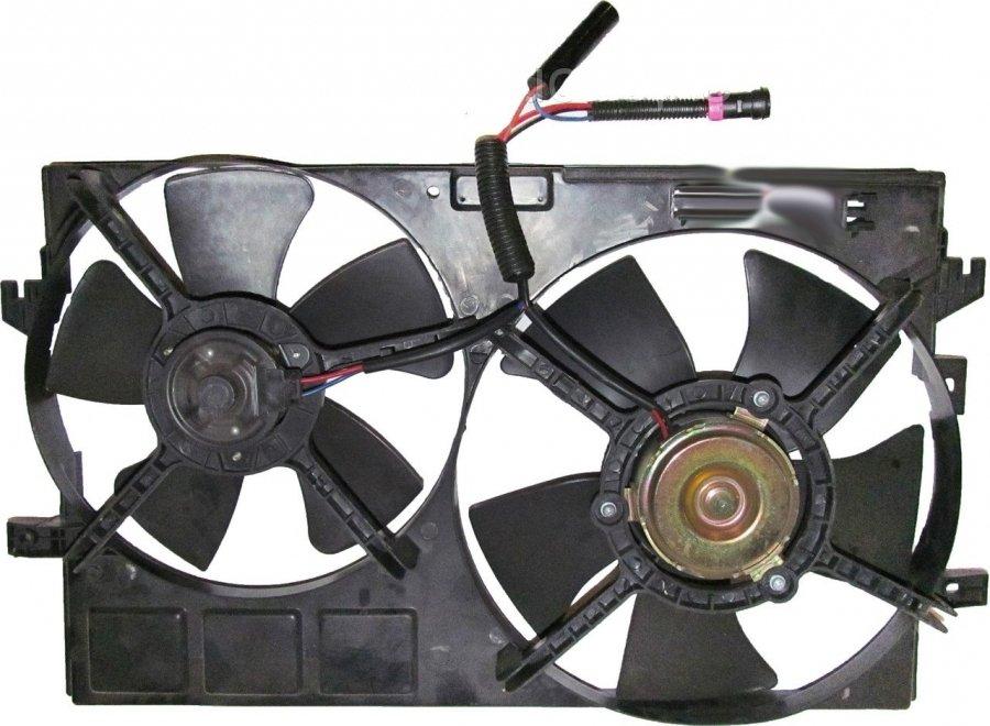 Вентилятор охлаждения в сборе 1016014213