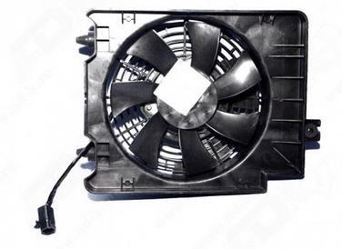 Вентилятор радиатора кондиционера правый 1018002718