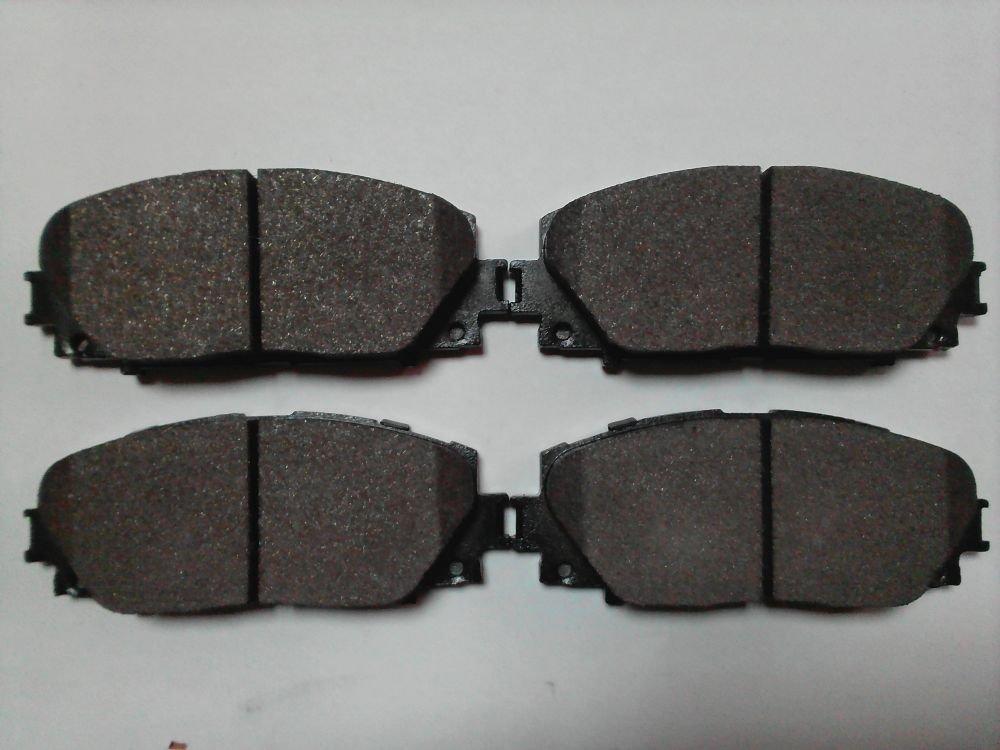 Колодки тормозные передние 3501140-G08