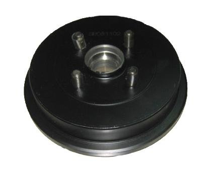 Барабан тормозной задний без ABS 3502215106