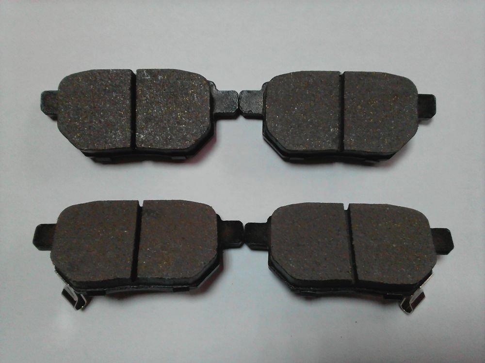 Колодки тормозные задние 3502340-G08