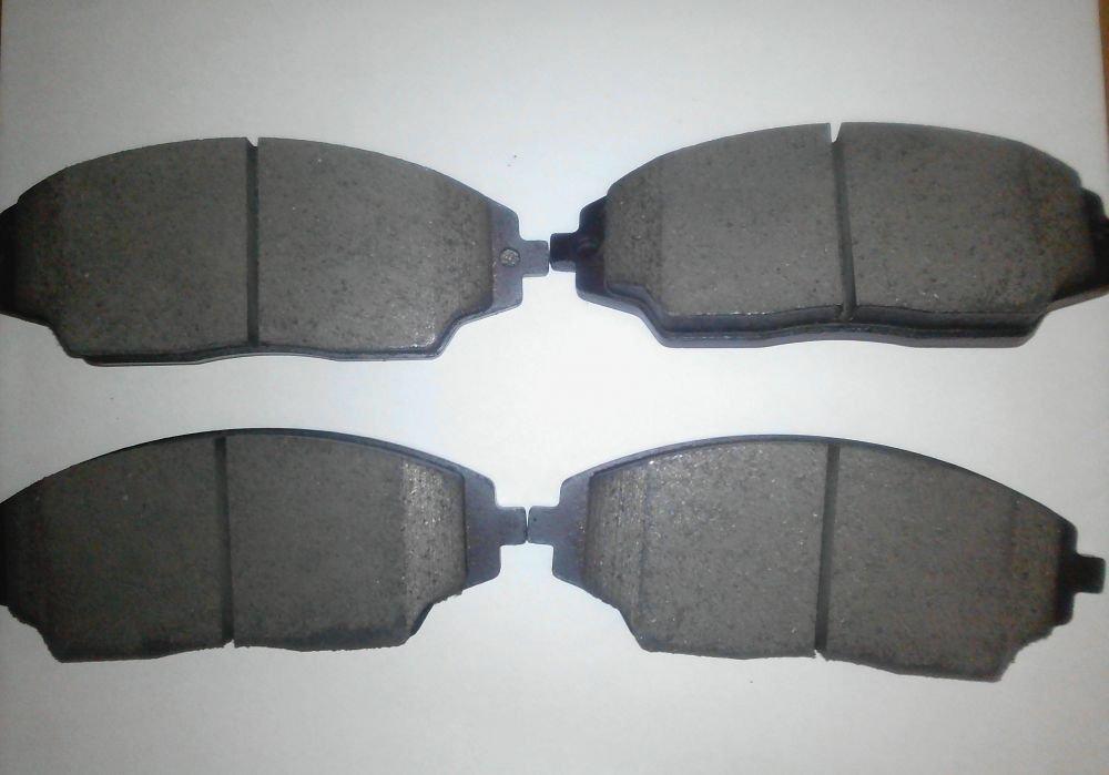 Колодки тормозные передние с АБС Корея 95231012
