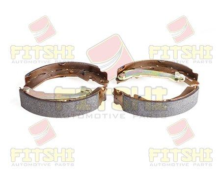 Колодки тормозные задние Fitshi 96268686