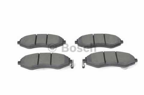 Колодки тормозные передние Bosch 96405129