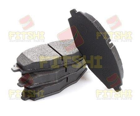Колодки тормозные передние Fitshi 96446176
