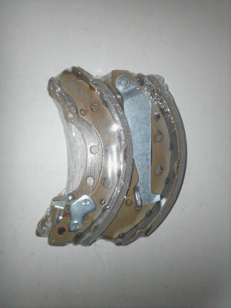Колодки тормозные задние KAMOKA A11-3502170