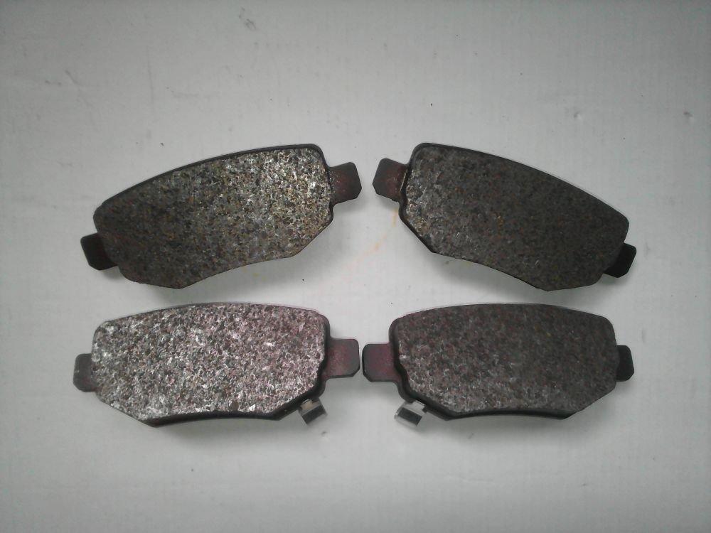 Колодки тормозные задние WHCQ J42-3502090