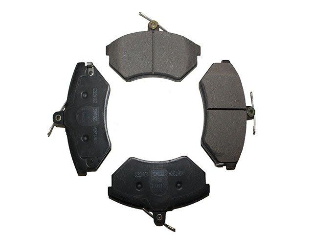 Колодки тормозные передние Profit J52-6AD3501080
