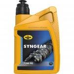 Масло трансмиссионное SYNGEAR 75W-90 1л KL 02205
