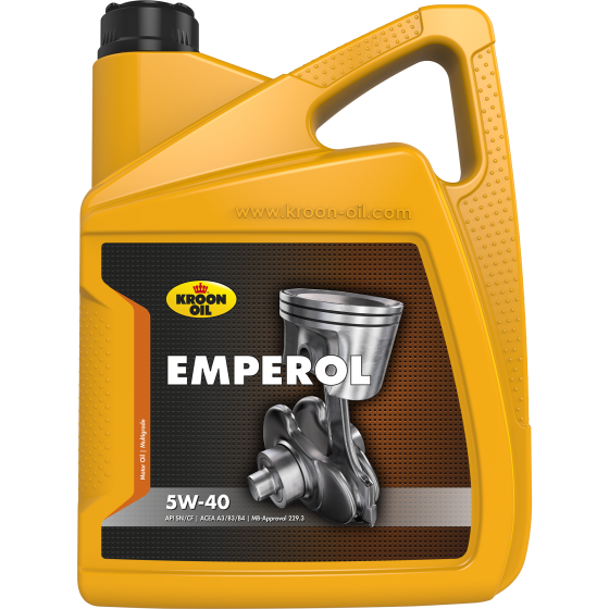 Моторное масло EMPEROL 5W-40 5 L KL 02334