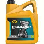 Моторное масло SPECIALSYNTH MSP 5W-40 5 L KL 31256