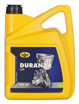 Моторное масло DURANZA 5W-30 5 L KL 34203