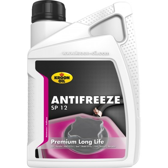 Антифриз G12+ концентрат 1L ANTIFREEZE KL 34677
