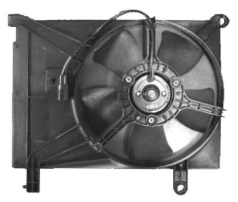 Вентилятор охлаждения (с кондиционером) Profit 96182264