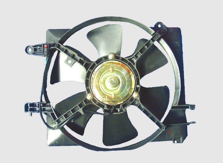 Вентилятор радиатора охлаждения S11-1308010KA