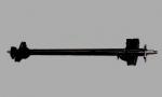 Балка задняя S21-3301070